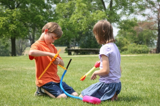 Gigi's Joy: Stomp Rocket 1