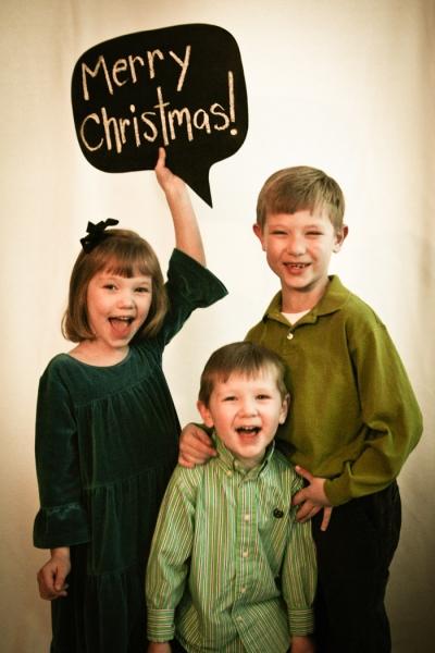 Gigi's Joy: Christmas card