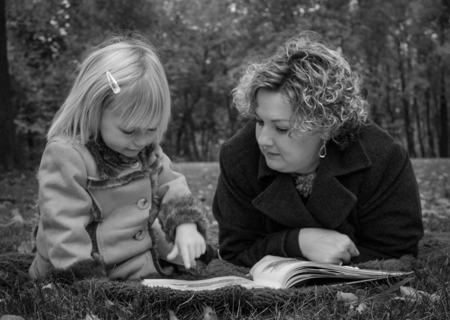 Gigi's Joy: Children Reading K and J