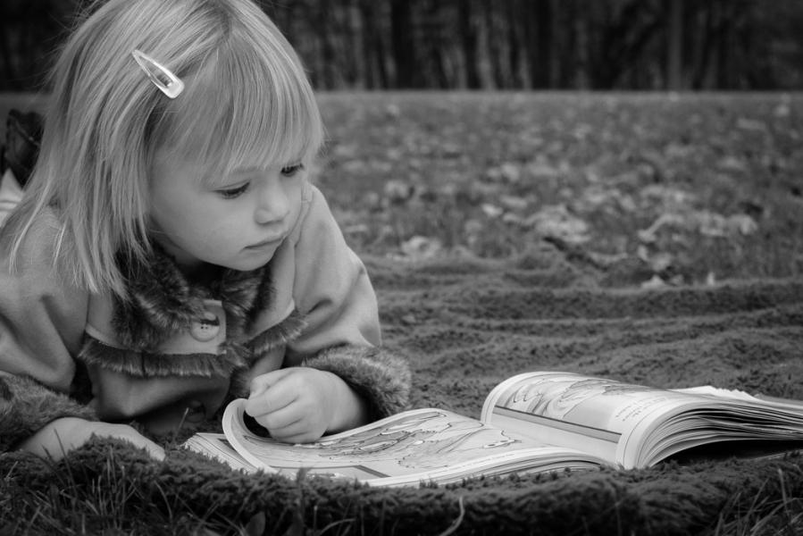 Gigi's Joy: Children Reading K