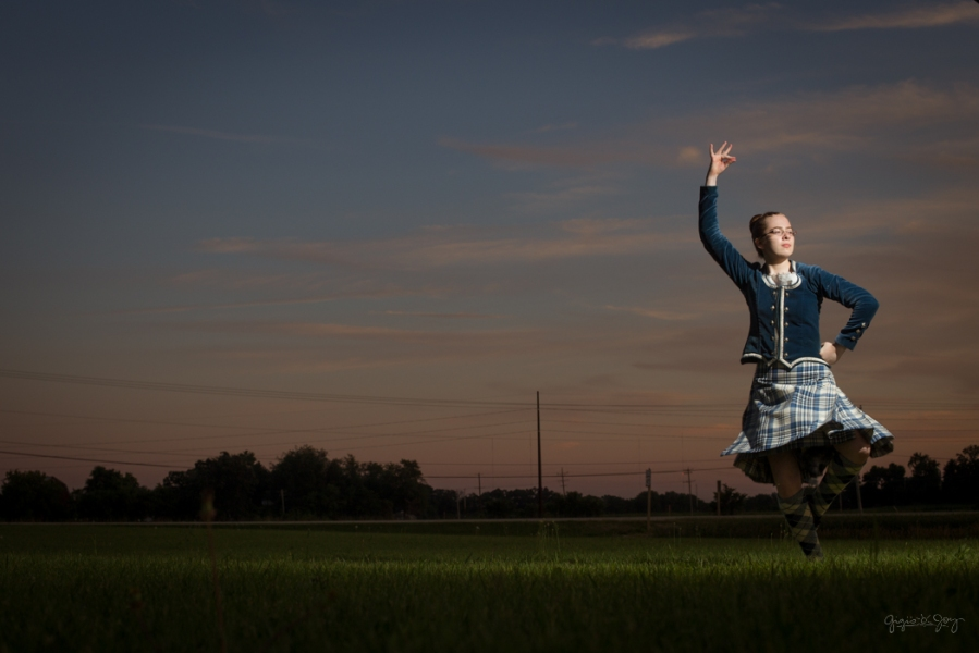 Gigi's Joy: Scottish Highland Dancing