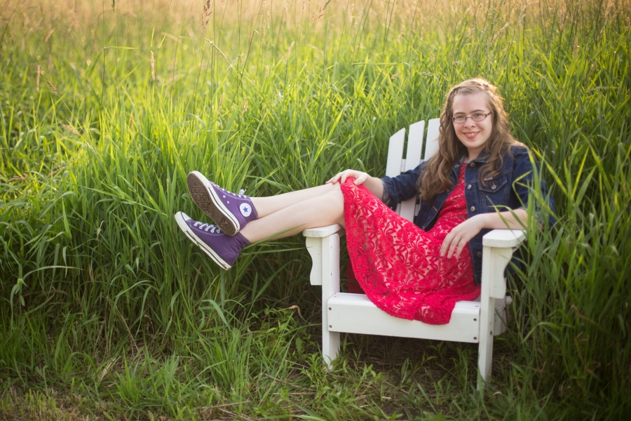 Gigi's Joy: Senior Photography