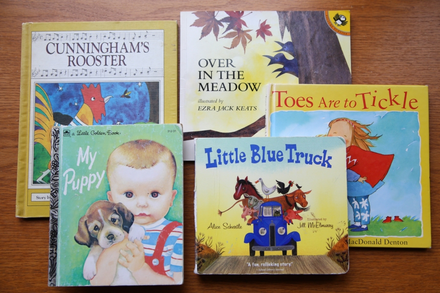 Gigi's Joy Photography: children's books
