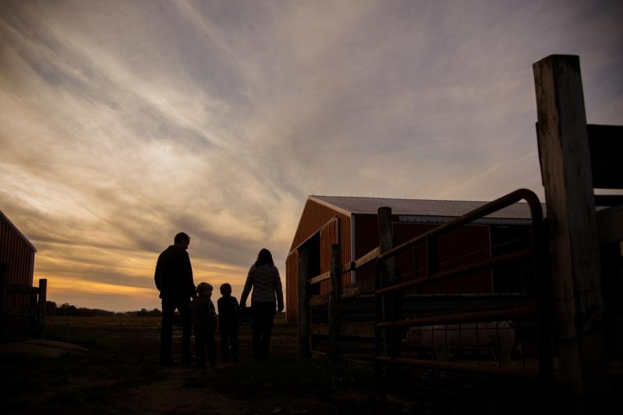 Gigi's Joy Photography: Burlington Family Photographer farm