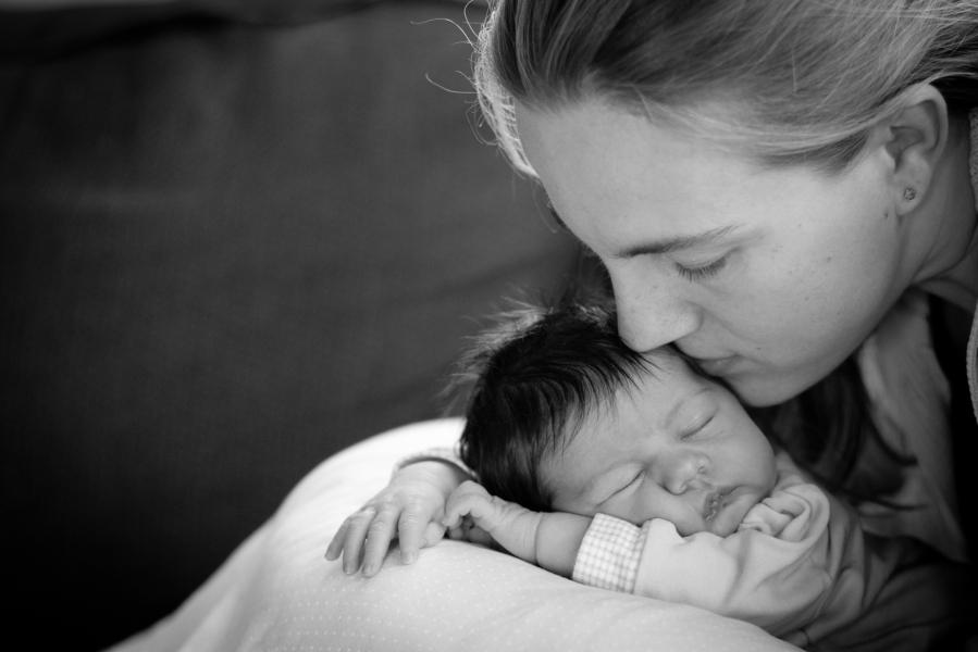 Gigi's Joy Photography: Burlington newborn baby photographer