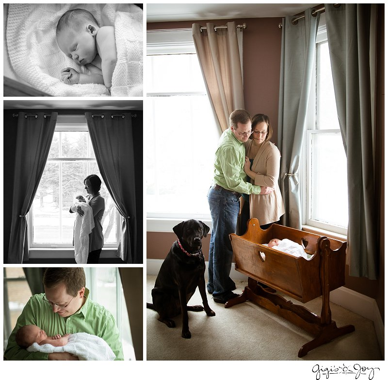 Gigi's Joy Photography: Racine Newborn Baby Family Pet Photographer