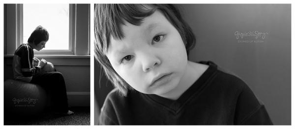 Gigi's Joy Photography: Stories of Autism Children Special Needs Photographer Racine
