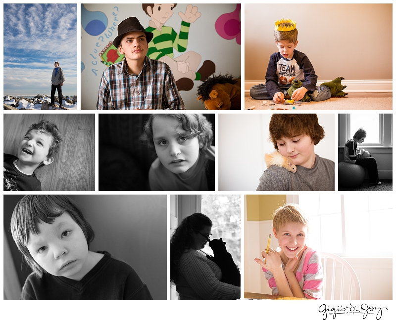 Gigi's Joy Photography: Waterford Autism and Special Needs Photographer