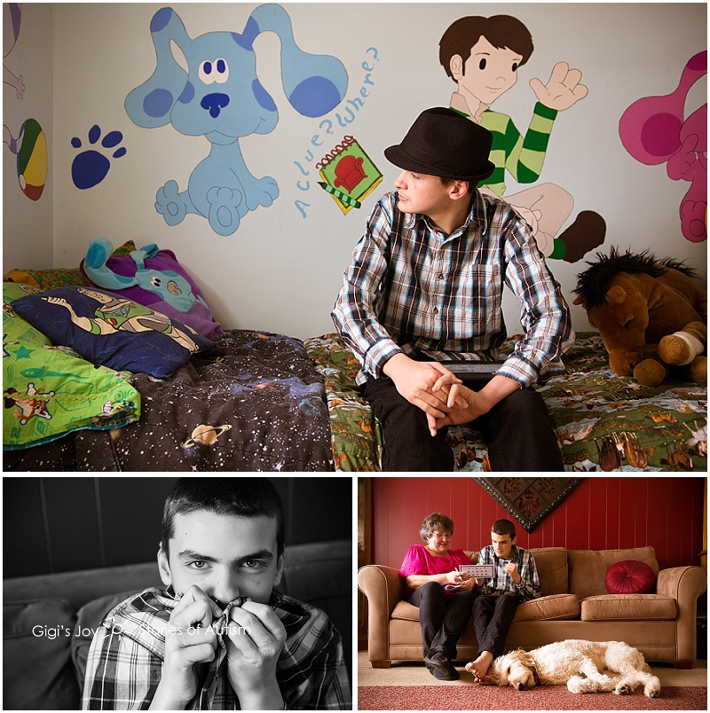 Gigi's Joy Photography: Stories of Autism Special Needs Photographer Burlington RPM