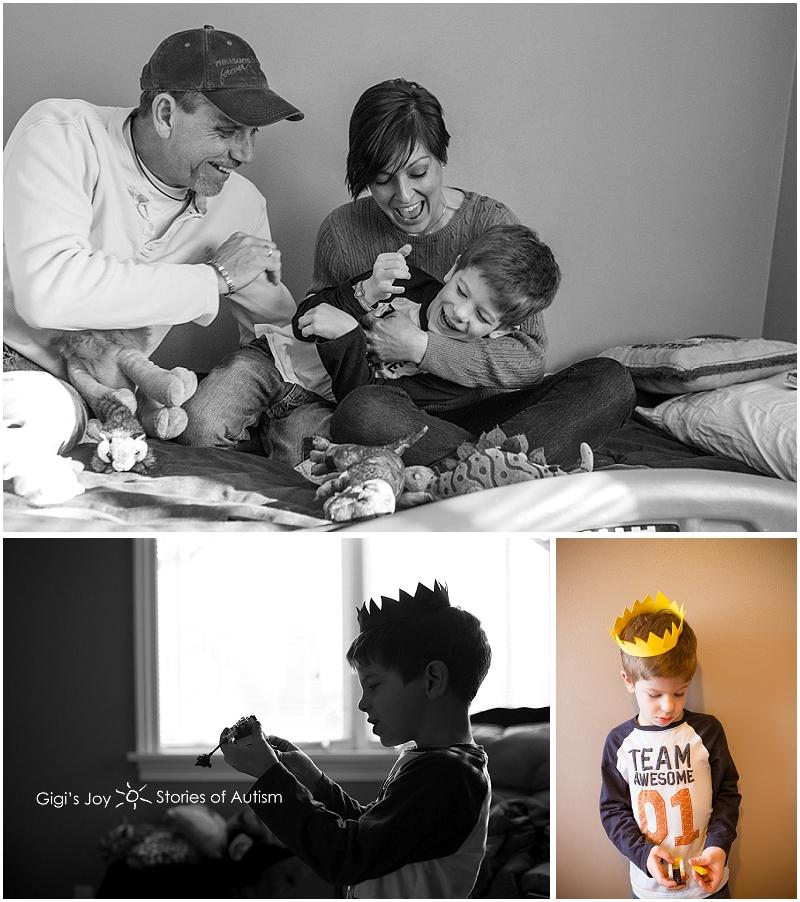 Gigi's Joy Photography: Special Needs Autism Photographer Racine