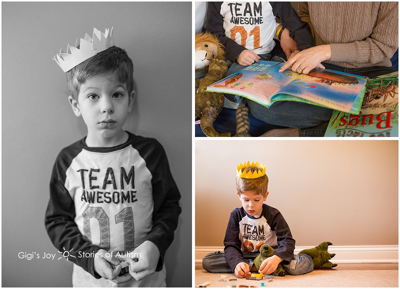Gigi's Joy Photography: Special Needs Autism Photographer Union Grove