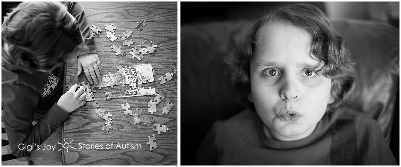 Gigi's Joy Photography: Special Needs Autism Photographer Union Grove