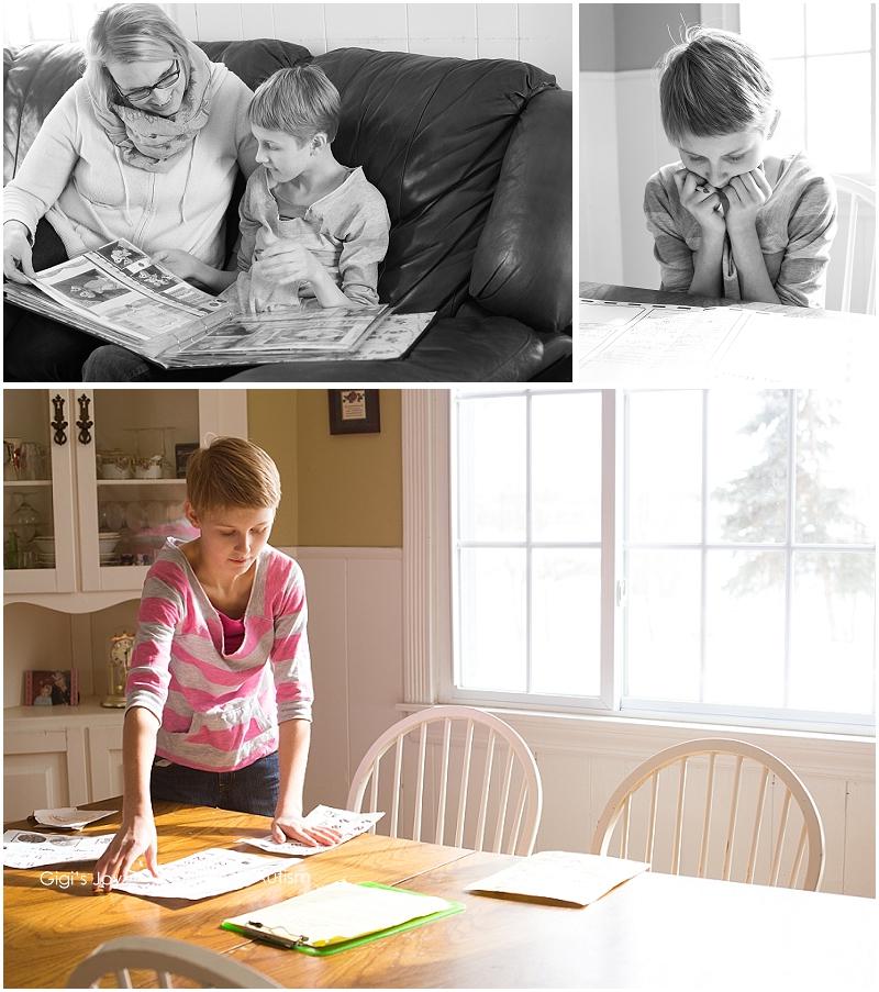 Gigi's Joy Photography: Special Needs Autism Children's Photographer Burlington