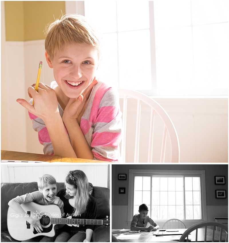 Gigi's Joy Photography: Special Needs Autism Children's Photographer Waterford