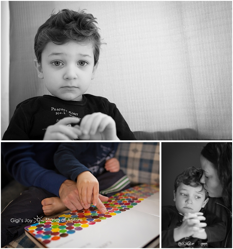 Gigi's Joy Photography: Stories of Autism Special Needs Photographer Union Grove