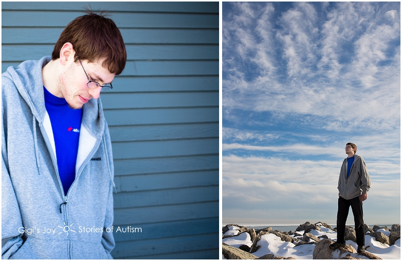 Gigi's Joy Photography: Stories of Autism Special Needs Photographer Racine Lake Michigan