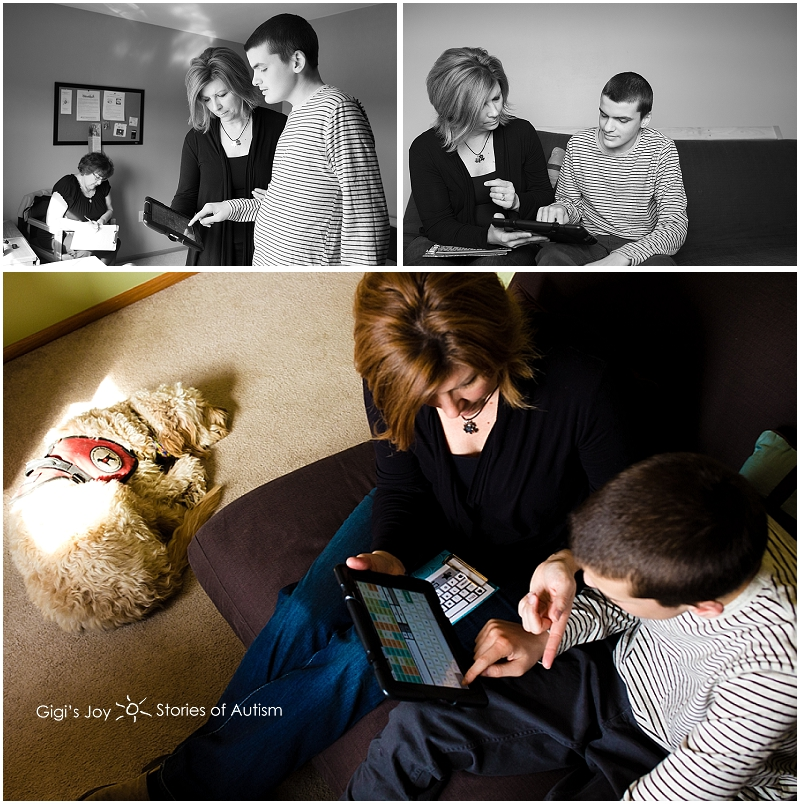 Gigi's Joy Photography: Autism Special Needs Photographer RPM ipad waukesha
