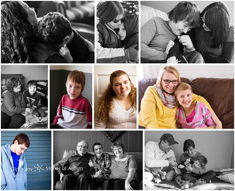 Gigi's Joy Photography: Special Needs Autism Children's Photographer Racine