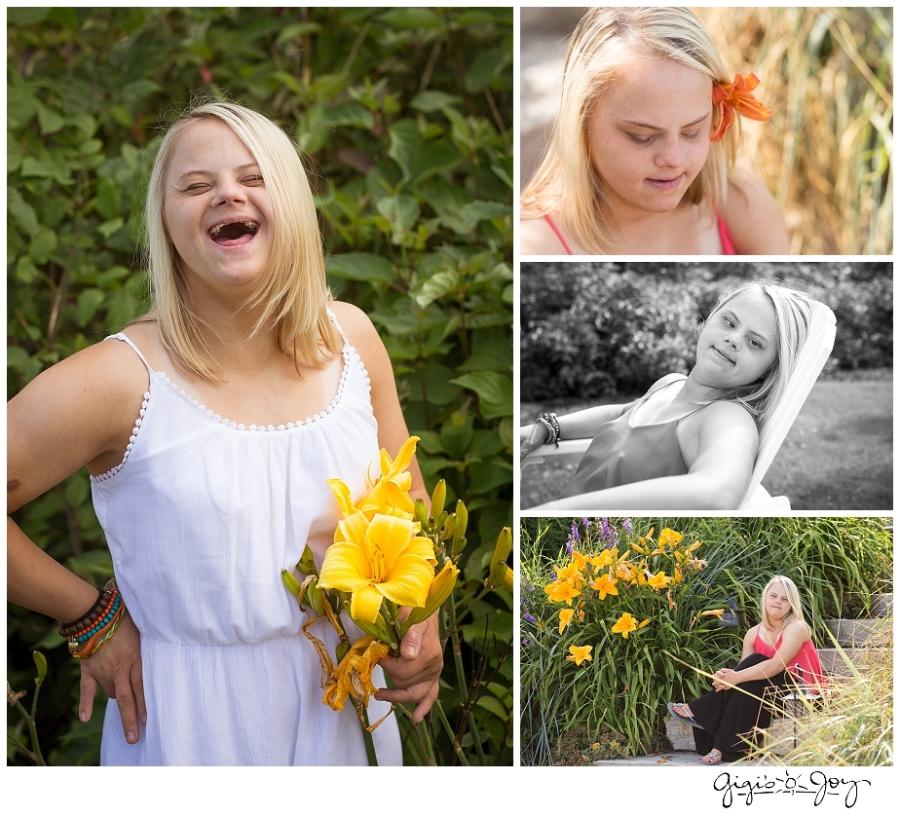 Gigi's Joy Photography: Senior Photographer Special Needs Racine