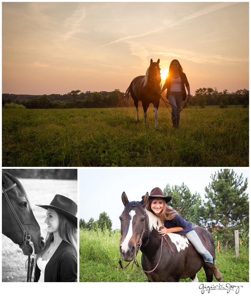 Gigi's Joy Photography: Senior Photographer Horse Union Grove
