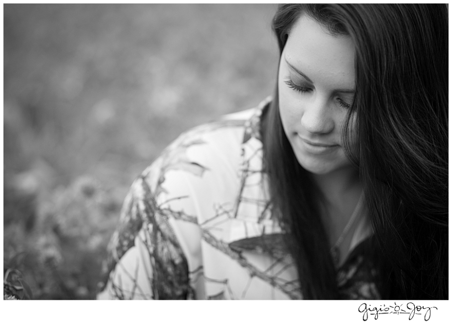 Gigi's Joy Photography: Senior Photographer Burlington