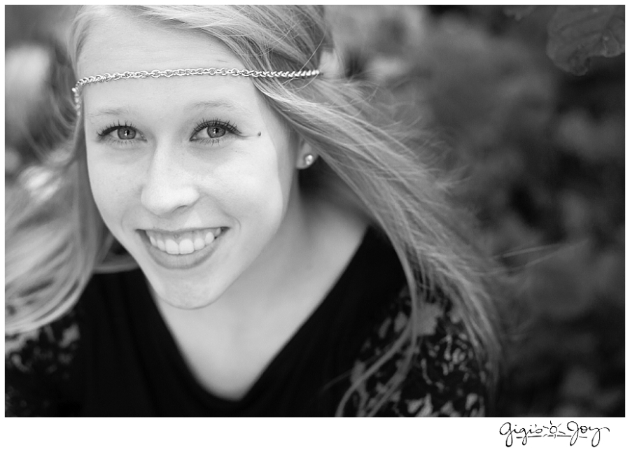Gigi's Joy Photography: Senior Photographer Waterford