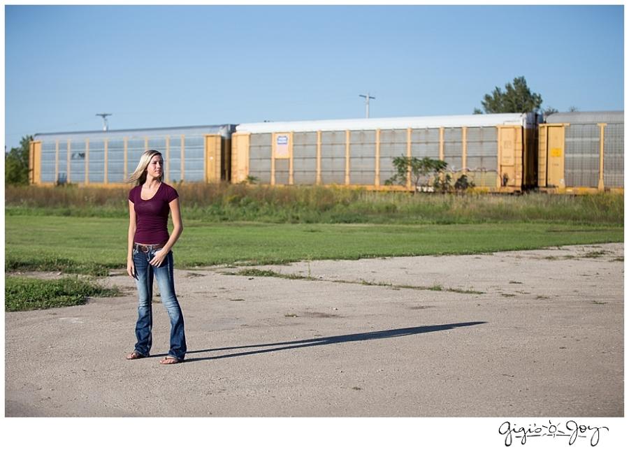 Gigi's Joy Photography: Senior Photographer Burlington