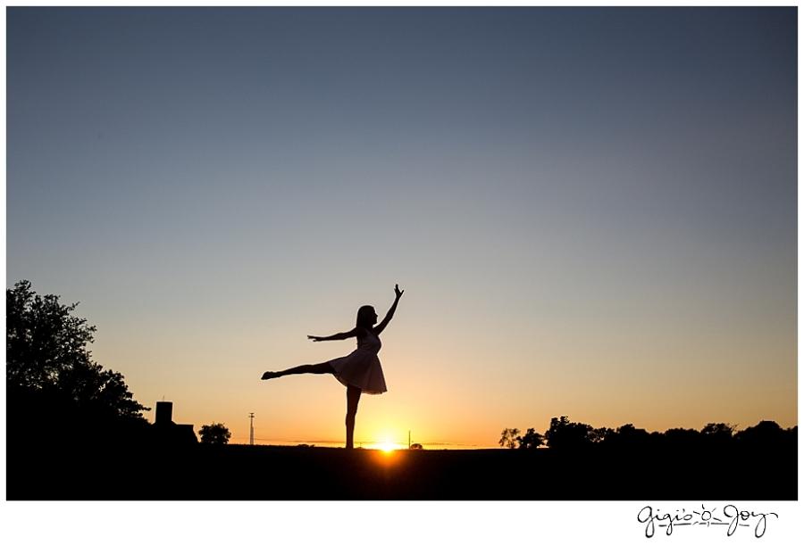 Gigi's Joy Photography: Senior Photographer Union Grove ballet dancer Racine