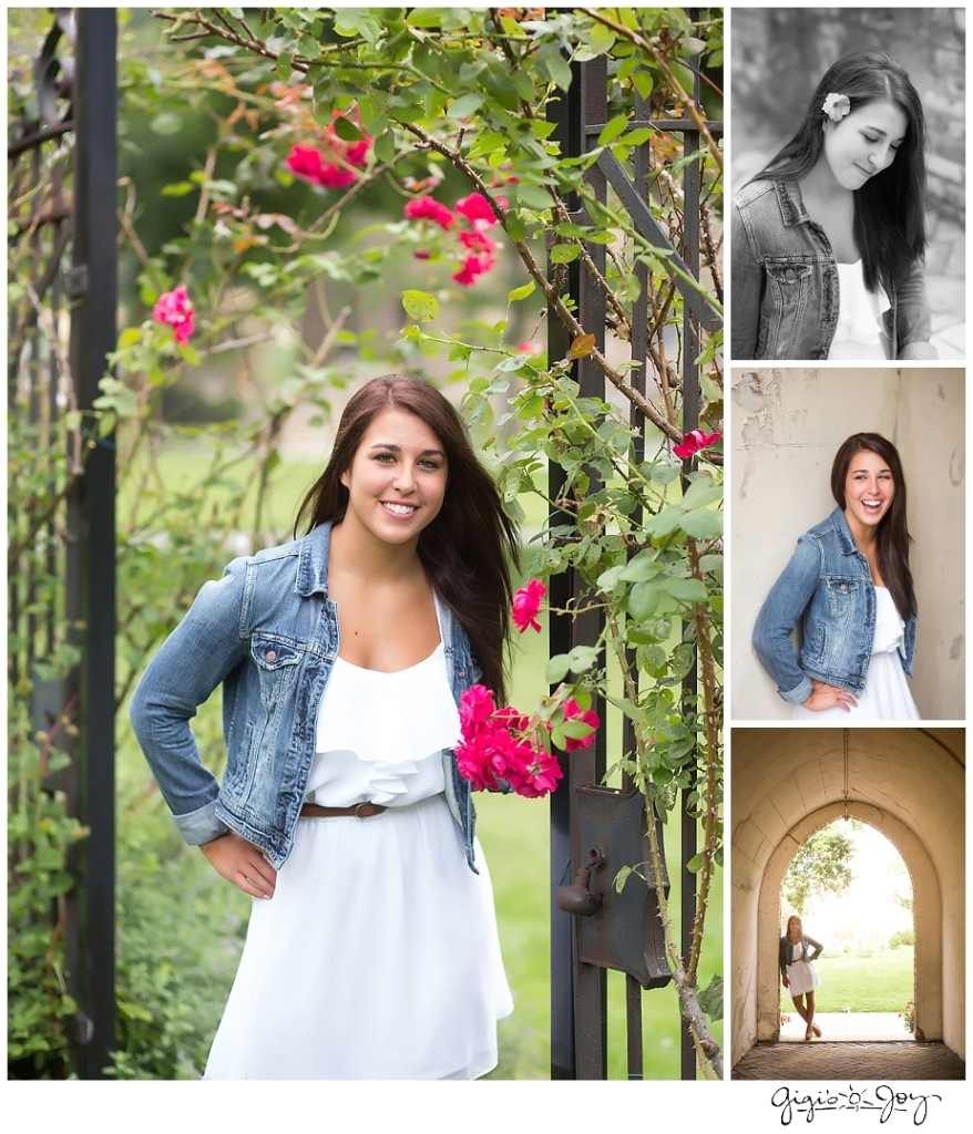 Gigi's Joy Photography: Senior Photographer Racine Dekoven Center