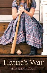 Hattie's War by Hilda and Emily Demuth {Gigi's Joy Photography: Book Cover}