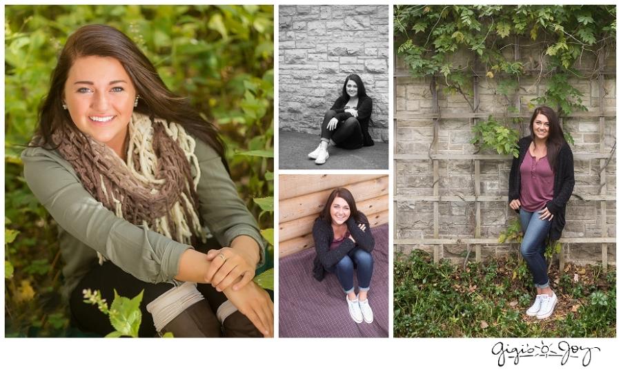 Gigi's Joy Photography: Senior Photographer Racine Kenosha Petrified Springs Park