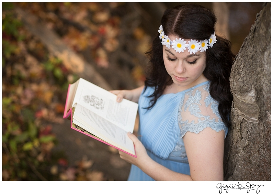 Gigi's Joy Photography: Senior Photographer Burlington Reading