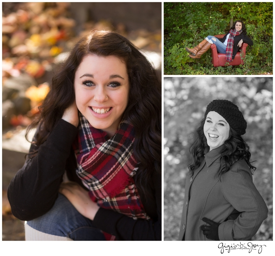 Gigi's Joy Photography: Senior Photographer Racine