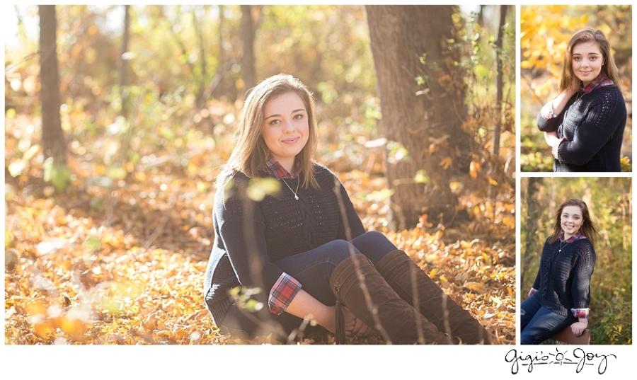 Gigi's Joy Photography: Senior Photographer Burlington Southeastern Wisconsin fall