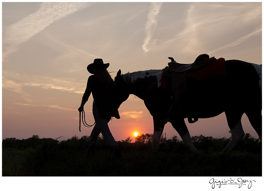 Gigi's Joy Photography: Union Grove Senior Photographer Racine Horse