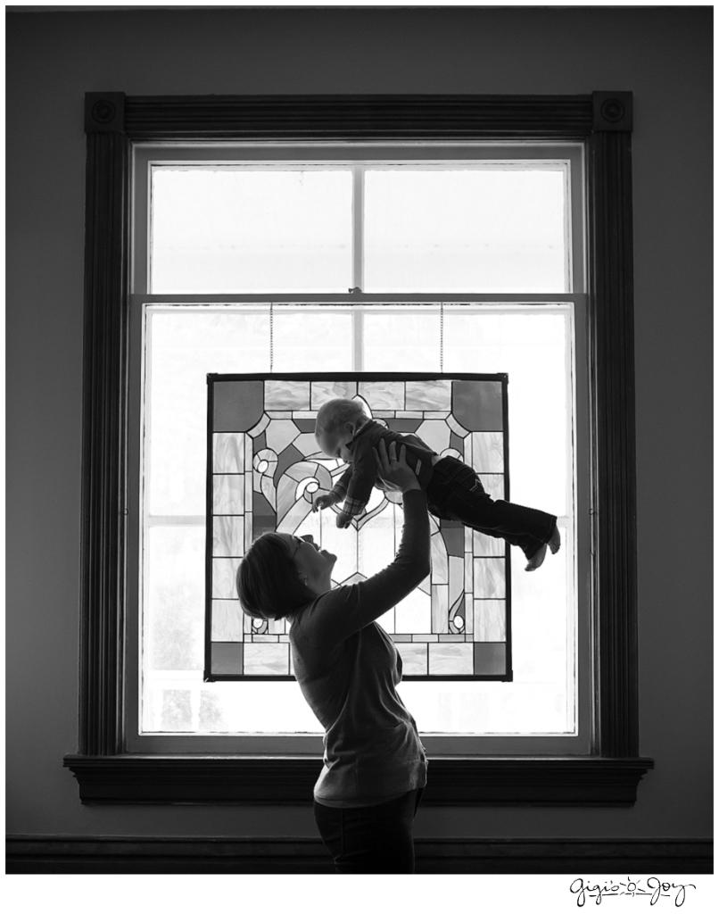 Gigi's Joy Photography: Union Grove Baby Lifestyle Photographer Racine Silhouette