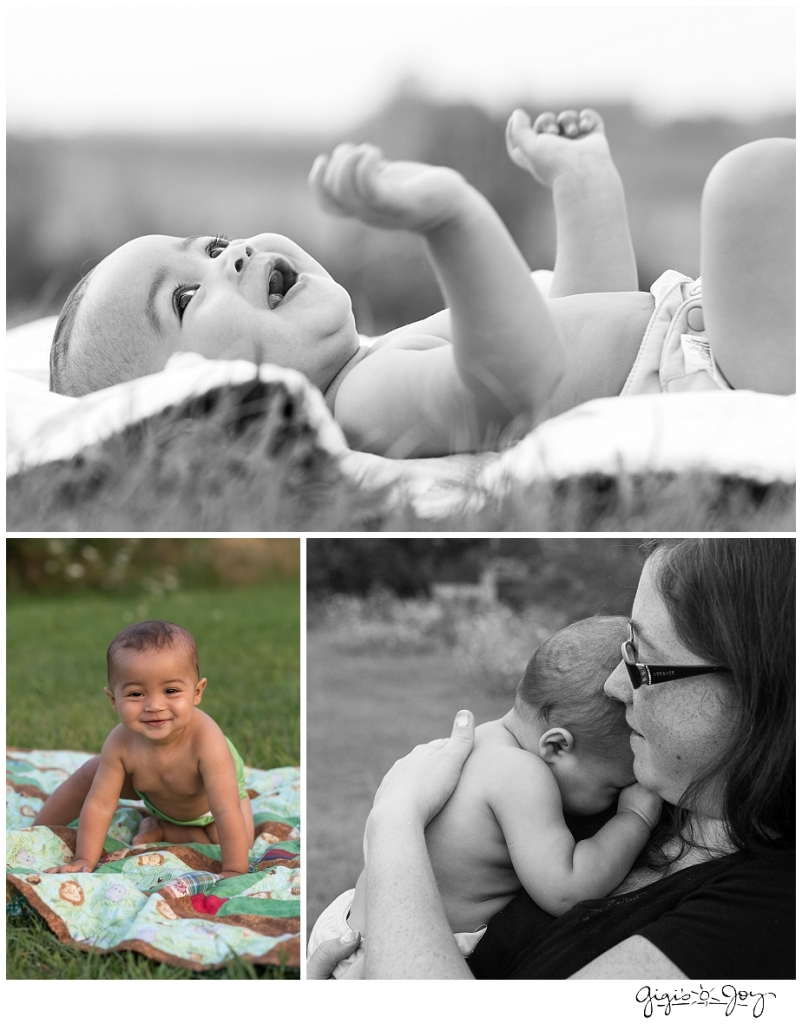 Gigi's Joy Photography: Union Grove baby photographer Kenosha