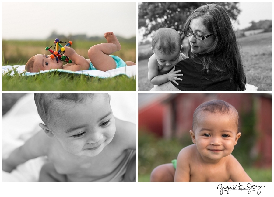 Gigi's Joy Photography: Union Grove baby photographer