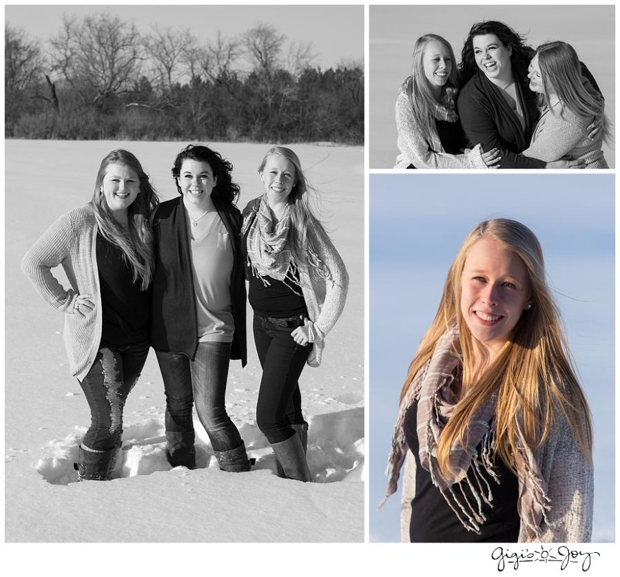 Gigi's Joy Photography: Burlington Senior Photographer Best Friends