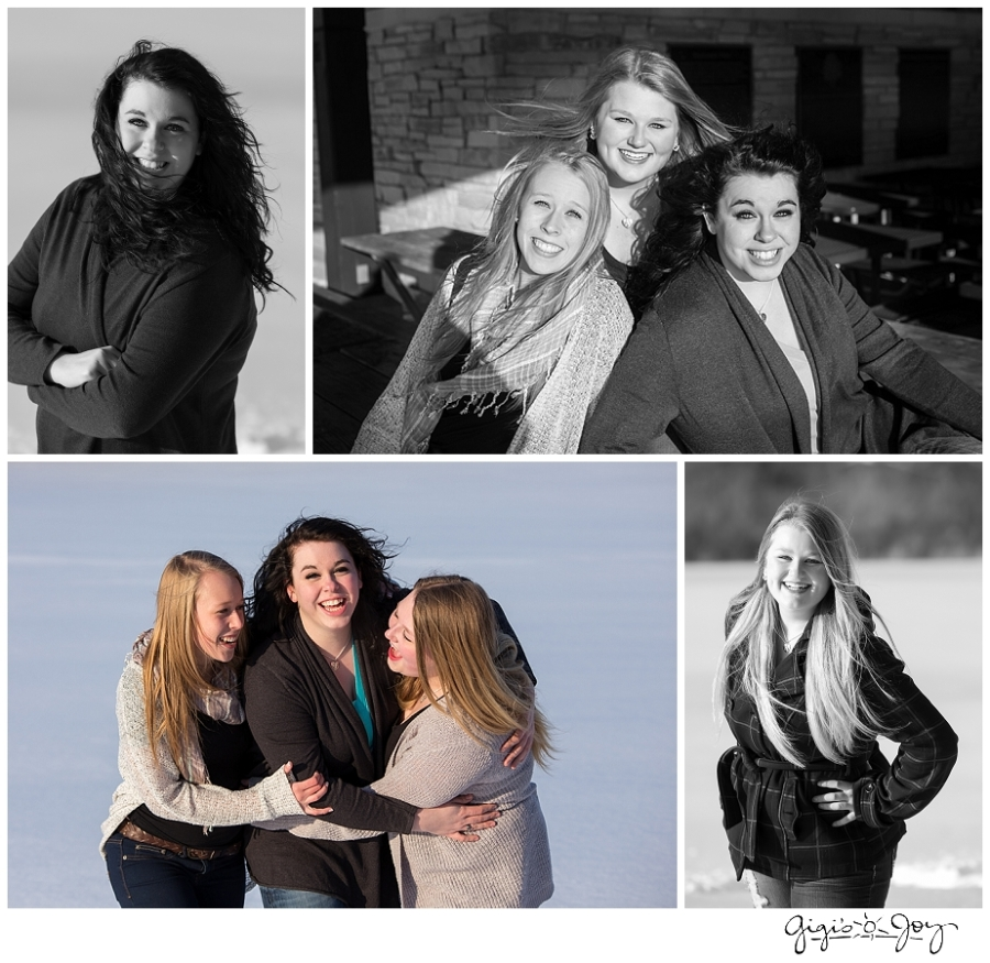 Gigi's Joy Photography: Union Grove Senior Photographer Best Friends