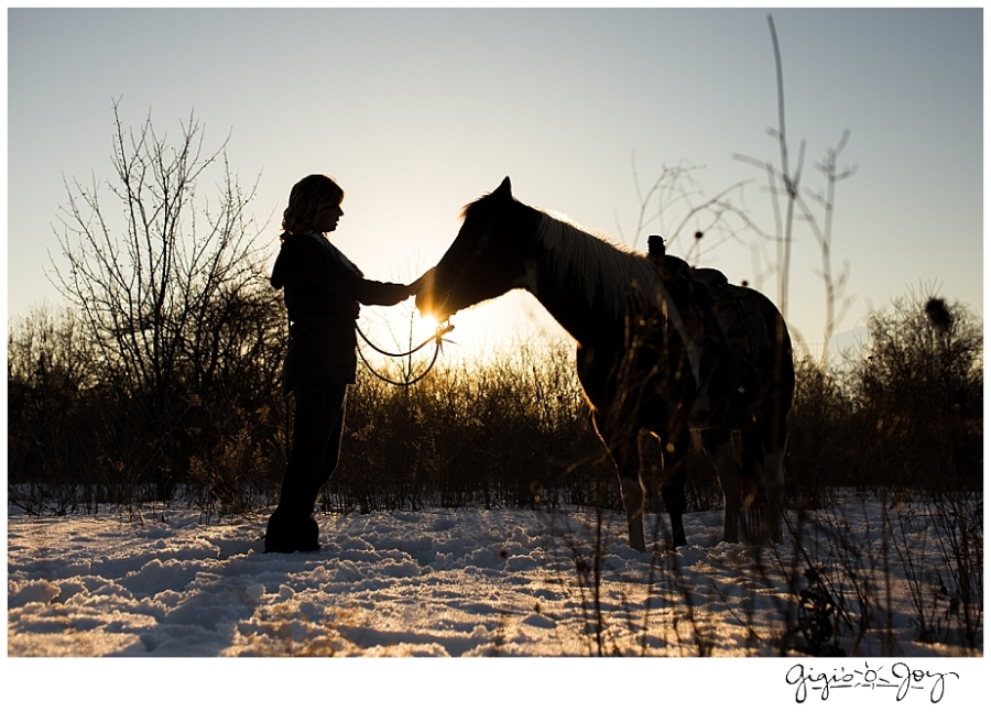 Gigi's Joy Photography: Senior Horse Photographer Racine
