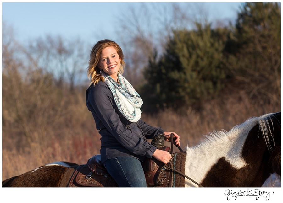 Gigi's Joy Photography: Senior Horse Photographer Waterford