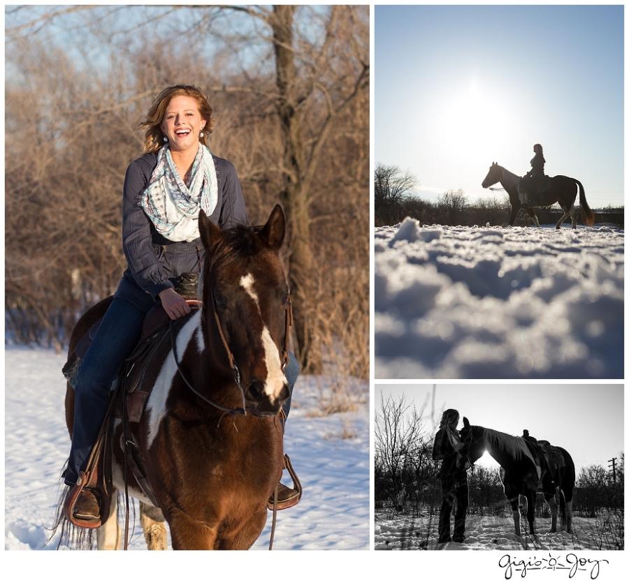 Gigi's Joy Photography: Senior Horse Photographer Union Grove