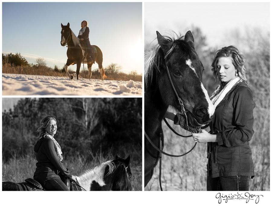 Gigi's Joy Photography: Senior Horse Photographer Burlington