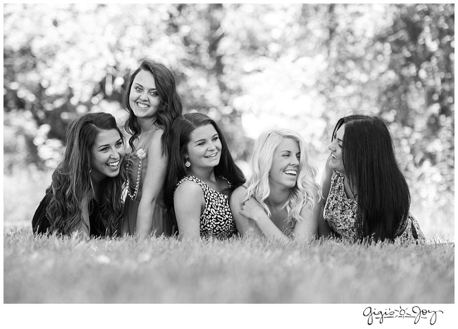 Gigi's Joy Photography: High School Photographer Milwaukee friends