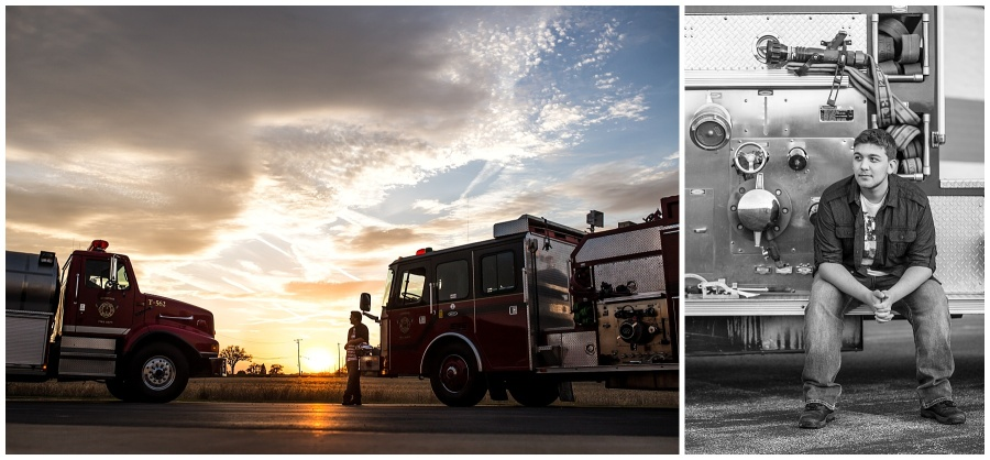Kenosha Union Grove High School Pictures Fire engine