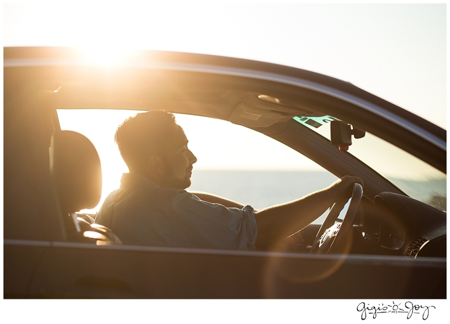 Gigi's Joy Photography: Senior Photographer Racine Burlington car