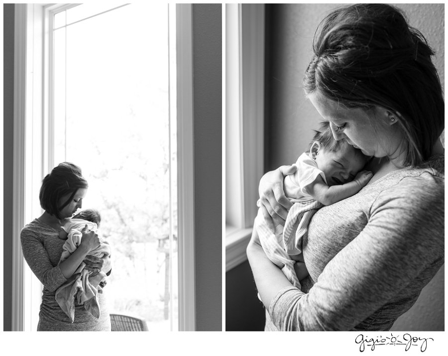 Gigi's Joy Photography: Union Grove Lifestyle Documentary Newborn Photographer