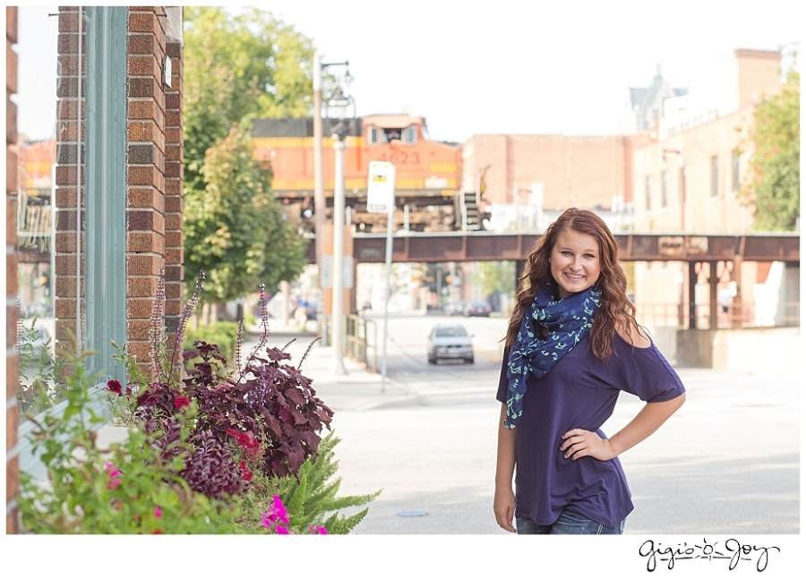 Gigi's Joy Photography: Racine Senior Photographer Kenosha
