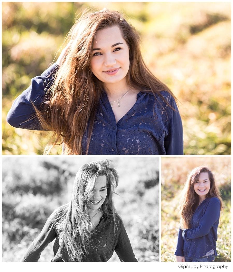 Gigi's Joy Photography: Burlington Senior Photographer